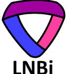 Illustration Dutch logo for bisexuality - with text - 2010 - small