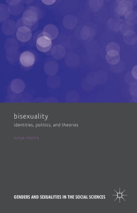 Illustration cover of book Surya Monro: Bisexuality; Identities, Politics, and Theories.