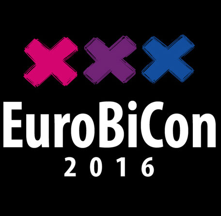 EuroBiCon logo black