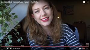 Screenshot vlogger Linda de Munck: Biseksualiteit: Veelgestelde vragen – #LinTalks